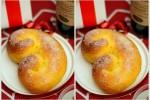 Sockerdoppade lussekatter.(Bild: matsafari.nu)