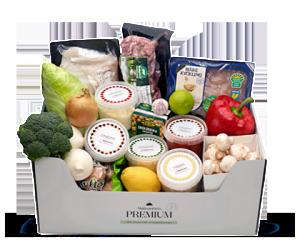 Premium matkasse från matkomfort
