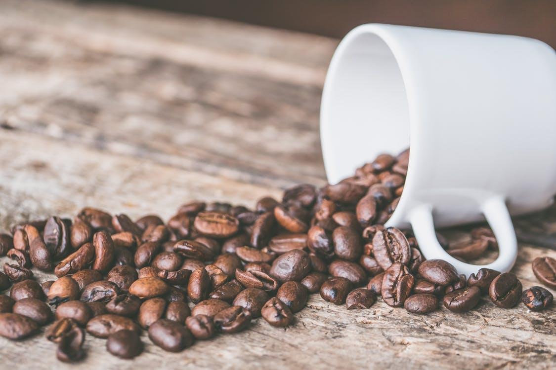 Släng inte kallt kaffe